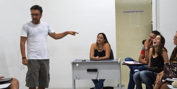 teatro e oratória