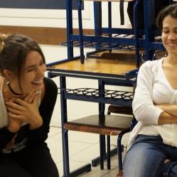 Oratória e teatro para tímidos - turma Rio de Janeiro